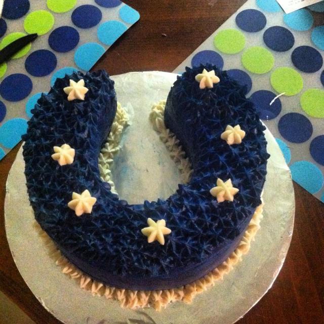 Colts Cake